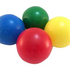 FNT32-2410M-500 - Fabrication EnterprisesLarge Sensory Balls, (73mm), Assorted. 500 Per Case