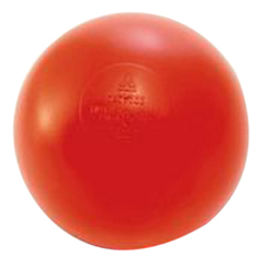 FNT32-2410R-500 - Fabrication EnterprisesLarge Sensory Balls, (73mm) Red, 500/Case