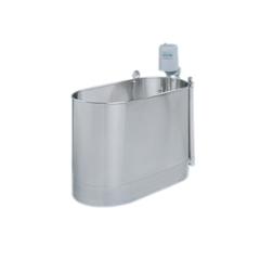 FNT42-1253 - Fabrication Enterprises - Extremity stationary whirlpool E-45-S, 45 gallon, 32Lx15Wx25D