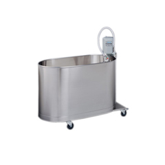 FNT42-1256 - Fabrication Enterprises - Extremity mobile whirlpool with stand, E-22-MU, 22 gallon, 28Lx15Wx18D