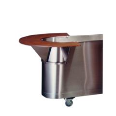 FNT42-1400 - Fabrication Enterprises - Whirlpool Tank Top Seat - 20