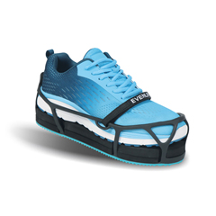 FNT43-2097 - Fabrication Enterprises - EVENup Shoe Leveler, X-Small, Each
