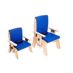 FNT45-1870 - Fabrication Enterprises - Pango Activity Chair, Small