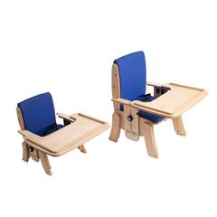 FNT45-1886 - Fabrication Enterprises - Pango Accessory, Tray (Fits Small and Medium Chairs)