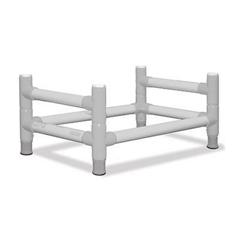FNT45-2205 - Fabrication Enterprises - Reclining Bath Chair, Accessory, 9 Leg Extension