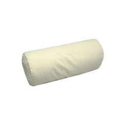 FNT50-1200-25 - Fabrication Enterprises - Roll Pillow - with Non-Removable Cotton/Poly Cover, 7 x 17, 25-Pack