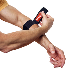 FNT50-5551 - Fabrication Enterprises - EZ Elbow™ Armband - Band Only