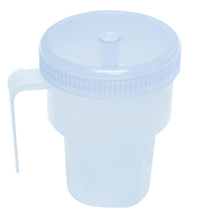 FNT60-1000 - Fabrication Enterprises - Kennedy Spillproof Cup, 7 oz.