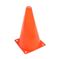 FNT68-0012 - Fabrication Enterprises - Agility Cone, Orange, 6