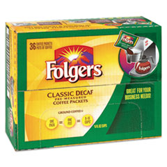 FOL06119 - Folgers Pre-Measured Coffee Packets