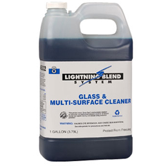 FRAF456022 - FranklinGreenSeal Certified Lightning Blend #8 Glass & Multi-Surface Cleaner