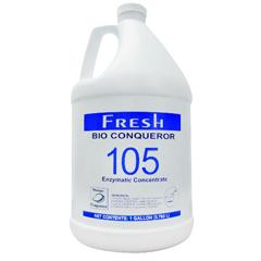 FRS1-BWB-CM-F - Bio Conqueror 105 Enzymatic Odor Counteractant Concentrate