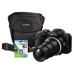 FUJ600013635 - Fujifilm® FinePix S8600 Digital Camera Bundle