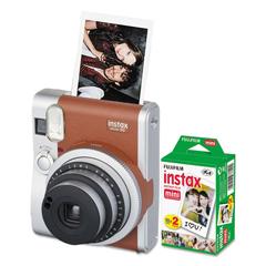 FUJ600016141 - Fujifilm Instax Mini 90 Neo Classic Camera Bundle