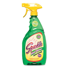 FUN30126CT - Sparkle Green Formula Glass Cleaner