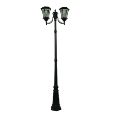 GAMGS-94D - Gama Sonic USASolar Lamp Post