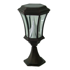 GAMGS-94P - Gama Sonic USASolar Lamp Post