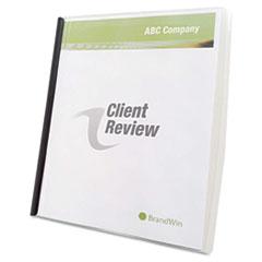 GBC67504 - GBC® Slide 'n Bind Report Cover