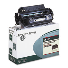 GBPGB10A - Guy Brown Products GB10A (Q2610A) Laser Cartridge, Standard-Yield, 6000 Page-Yield, Black