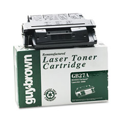 GBPGB27A - Guy Brown Products GB27A Remanufactured Toner Cartridge