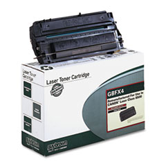 GBPGBFX4 - Guy Brown Products GBFX4 Laser Cartridge, Standard-Yield, 4000 Page-Yield, Black