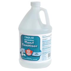 GDE19076 - GoodEarth - 72% Ethanol Alcohol Gel Hand Sanitizer with Pump
