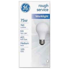 GEL18274 - GE Rough Service Incandescent Worklight Bulb