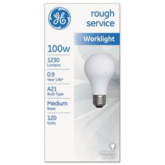 GEL18275 - GE Rough Service Incandescent Worklight Bulb