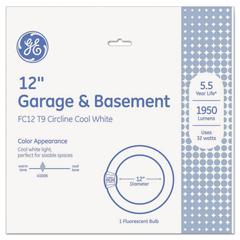 GEL33890 - GE T9 Circline Garage Basement Fluorescent Bulb