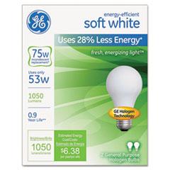 GEL63004 - GE Halogen A-Line Bulb