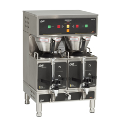 WCSGEM-12D-16 - Wilbur CurtisGemini™ Twin Brewer