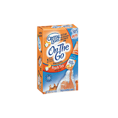 BFVGEN00797 - KraftCrystal Light On-the-Go Peach Tea
