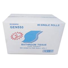 GEN550 - Standard Bath Tissue