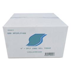 GENJRT2PLY1000 - JRT Jumbo Bath Tissue