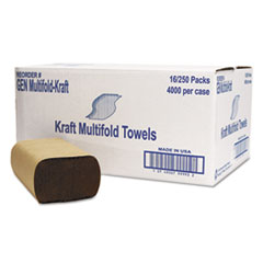 GENMULTIFOLDKR - GEN General Supply Multifold Towel
