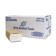 GENMULTIFOLDWH - GEN General Supply Multifold Towel