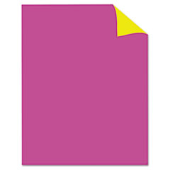 GEO24344 - Royal Brites Two Cool Colors Poster Board
