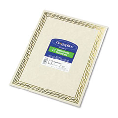 GEO44407 - Geographics® Award Certificates