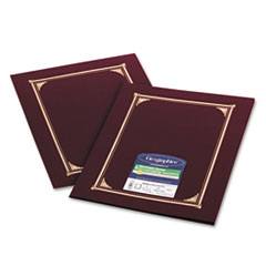 GEO45333 - Geographics® Certificate/Document Cover