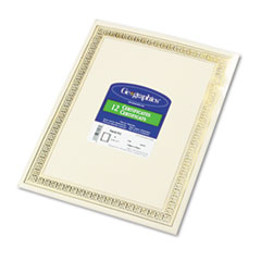 GEO45492 - Geographics® Award Certificates