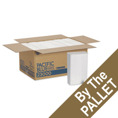 GPC23000-PL - Georgia Pacific - Pacific Blue Select C-Fold Paper Towels