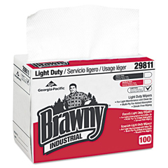 GEP29221 - Brawny Industrial® Light-Duty Paper Wipers