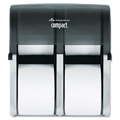 GPC567-44 - Compact® Quad™ Vertical 4 Roll Coreless Tissue Dispenser