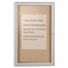 GHEPA13624VX181 - Ghent Enclosed Outdoor Bulletin Board