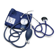 GHI100-019 - GF Health - Self-Taking Blood Pressure Kit, Lumiscope