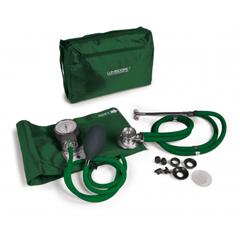 GHI100-040HG - GF HealthLumiscope® Professional Combo Kit, Hunter Green