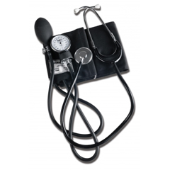 GHI240 - GF HealthAdult Home Blood Pressure Kit with Separate Stethoscope