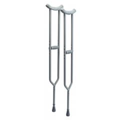 GHI3615A - GF HealthBariatric: Imperial Steel Crutches