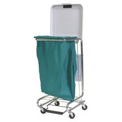 GHI5532B-BAG - GF Health - Covered Square Hamper Bag