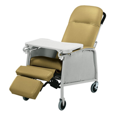 GHI574G401 - GF HealthLumex Three Position Recliner